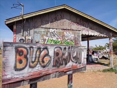 veritas vita visited Bug Ranch