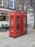 Image for Red Telephone Boxes - Shepherd Market, London, UK