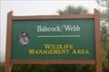 Image for Babcock-Webb WMA-Punta Gorda,FL