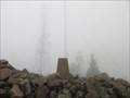 Image for O.S. Triangulation Pillar - Cairn-mon-earn, Aberdeenshire.