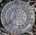 Image for T 21 S, R 11 E, Sec. corner 13, 14, 23, 24, Oregon