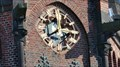 Image for Clock of St. Augustinus Church, Gelsenkirchen, Germany
