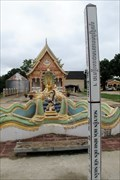 Image for Pothikaran Lao Buddhist Temple peace pole - Cherry Valley, IL