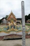 Image for Pothikaran Lao Buddhist Temple peace pole - Cherry Valley, IL