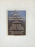 Image for Discovery Well Park Community Building - 2003 - Signal Hill, CA