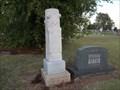 Image for Emma Hoover - Ninneka Cemetery - Ninneka, OK