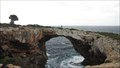 Image for Natural Sea Arch at Cova cala Varque , Mallorca / Spain