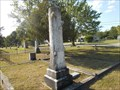 Image for Dr. G. P. Dunman - White Oak Cemetery - Mena, AR