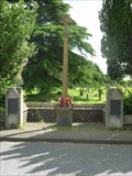 Image for WWII Memorial, Westbury-on-Severn, Gloucestershire, England