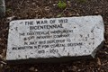 Image for Fayetteville Independent Light Infantry 1812 Bicentennial Stone