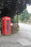 Image for Harleston's Red 'Phone Box, Harleston, Northants.