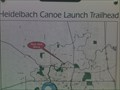 Image for Heidelbach Canoe Launch Trailhead - You Are Here - Evansville, IN