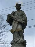Image for St. John of Nepomuk // sv. Jan Nepomucký - Svojšice, Czech Republic