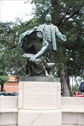Image for The Booker T. Washington Monument -- Tuskegee University Campus, Tuskegee AL