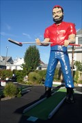 Image for Barnacle Bill's Muffler Man  -  Seaside Heights, NJ
