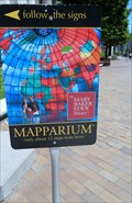 "Image for Mapparium -  ""Sexy""  -  Boston, MA"