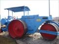 Image for Old Blue 'Kaelble' Roller - Filderstadt-Stetten, Germany, BW