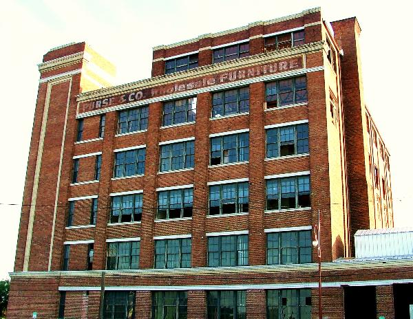 National Biscuit Company Building Houston Texas U S