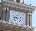 Image for Bradley County Courthouse Clock -- Warren AR