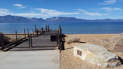Michael Brooks Seeliger - Lake Tahoe, NV - Citizen Memorials on
