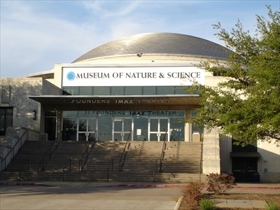 Museum Of Nature And Science Fair Park Dallas Tx