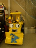 Image for Bob the Builder Tractor - Gatwick Airport - Crawley, UK