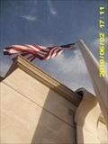 Image for Talking Flagpole Portola Pkwy & Market Place
