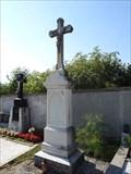 Image for Churchyard Cross - Dolní Loucky, Czech Republic