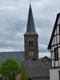 Image for Bell tower St. Lambertus church - Morshausen, Rhineland-Palatinate, Germany
