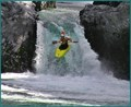 Image for Kayak Down A Waterfall