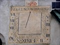 Image for Sundial at Farsky church