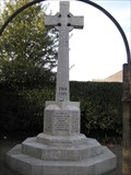 Image for Great War Memorial- Bourne End, Herts