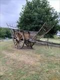 Image for Ancienne charrette à foin - Milly la Forêt, Ile de France, France