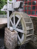 Image for Unionville Planing Mill Waterwheel - Unionville, ON