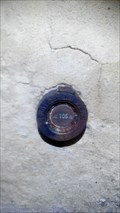 Image for Repère de Nivellement, Cimetiere, Fons