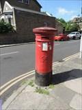 Image for Victorian Post Box - Tyrwhitt Road, London, UK