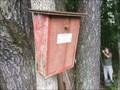 Image for Trail register near Camp Rd, FLT, Alleghany County