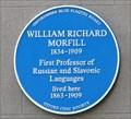 Image for William Richard Morfill - Oxford, Oxfordshire, UK