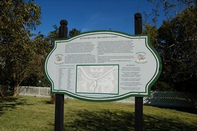 Settlement Of The German Coast Destrehan La Signs Of