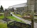Image for The Parish Churchyard - Llantrisant - Rhondda Cynon Taff, Wales.