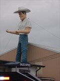 Image for Muffler Man - Cowboy - Hormone Therapy - Peerless Park, Missouri