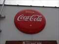 Image for Coco Cola Sign - Texaco Station, Delta, Ohio