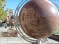 Image for Earth Sciences Building Globes, University of Colorado - Boulder, CO