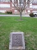 Image for Daniel Boone Trail Marker - Virginia Middle School - Bristol Va