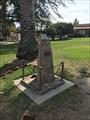 Image for Memorial Park Boy Scouts Memorial  -  Sierra Madre, CA