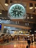 Image for Breitling Clock, Arlanda Terminal 2 - Stockholm, Sweden