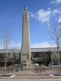 Image for Sugar House Pioneer Monument  - Salt Lake City, Utah