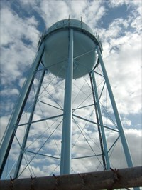 Water Tower, Lake Wales.