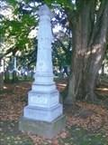 Image for Obert G. Ostrander - Hillcrest Cemetery - Hamburg, NY