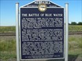 Image for THE BATTLE OF BLUE WATER